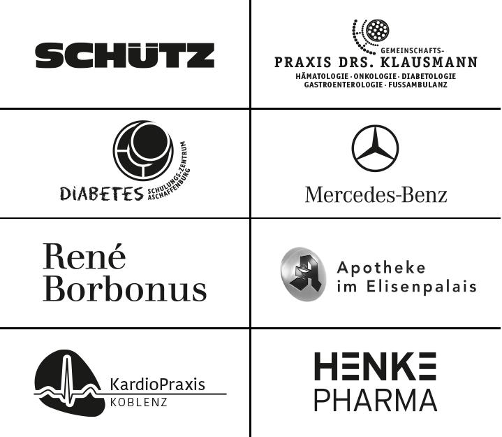 Bauch & Müller Werbeagentur GmbH - Kunden